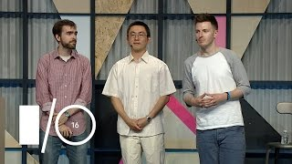What's new in the support library - Google I/O 2016