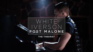 Post Malone - White Iverson | The Theorist Piano Cover