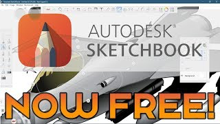 Autodesk Sketchbook Now FREE!