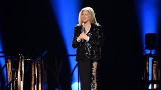 "Barbra Streisand "" The Way We Were "" ( Memories ) - Live in London June 2013"