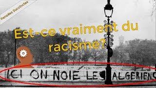 NON! Les Français ne sont pas RACISTES !