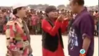 Bangla Comedy HARUN KISINJAR Chacha Number 1 Part 5 mpg