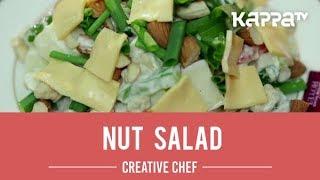 Nut Salad - Creative Chef - Kappa TV