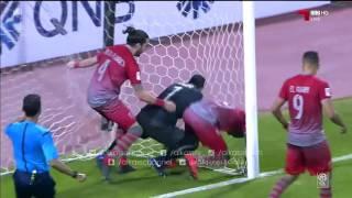 اهداف لخويا 2 - 1 الاهلي دوري نجوم قطر
