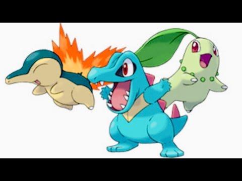 Top 10 Second Generation Pokémon