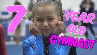 Amazing 7 year old Gymnast Sariah| Rachel Marie