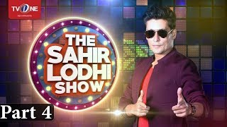 The Sahir Lodhi Show   22nd Day   Part 4   18 June 2017   TV One