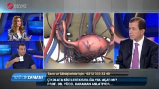 Kadın Hastalıkları ve Doğum Uzmanı Prof. Dr. Yücel Karaman - Beyaz Tv Sağlık Zamanı 14.02.2016