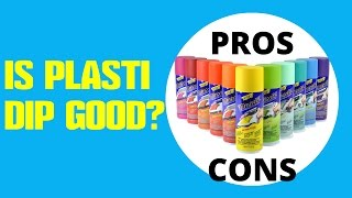 Plasti Dip after 1 year - PROS & CONS - Is it Worth it?