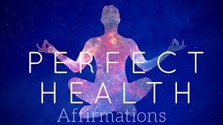 +300 Rapid Health Affirmations! (The Mind Heals The Body!) - Use This!