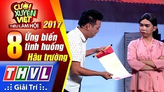 THVL | Lê Nam bó tay với câu đố khó đỡ của Minh Dự
