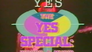 VMC Atlanta YES SPECIAL Yes at The Omni Atlanta 1984 from The Video Music Channel