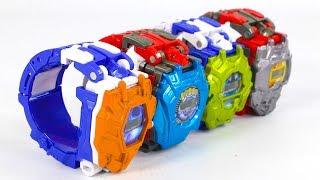 Transformers Digital Watch Robot Super God of War Watch Transform Robot Toys