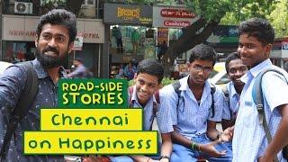 Chennai On Happiness - Road Side Stories   Put Chutney