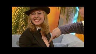 Silikon oder nicht? Stefan testet bei Ruth Moschner - TV total classic
