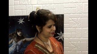 Peshwai Khopa Hairstyle