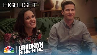 Jake & Amy's Dads Get Drunk & Things Get Competitive | Season 5 Ep. 7 | BROOKLYN NINE-NINE