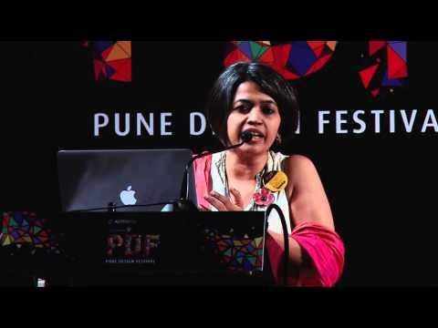Bhagyashree patwardhan at ADI's Pune Design Festival 2015