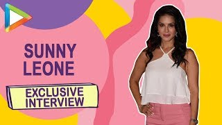 "Sunny Leone: ""I am SHY in front of Shah Rukh Khan"" 
