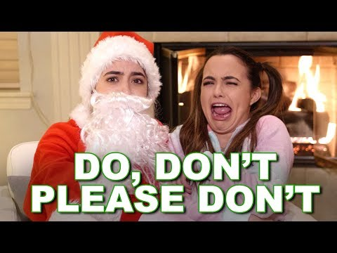 Xxx Mp4 Christmas Do Don T Please Don T Merrell Twins 3gp Sex