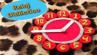 Reloj Didáctico