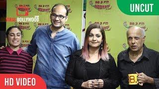 UNCUT - Mahesh Bhatt And Pooja Bhatt At Radio Mirchi 98.3 Fm | Bhatt Naturally