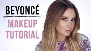 💄 My Beyoncé Makeup Tutorial | Ashley Tisdale 💄