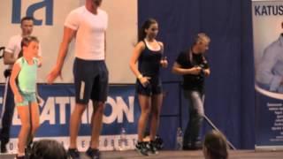 9. DECATHLON FittAréna nagyszínpad - Katus Attila – Best Body