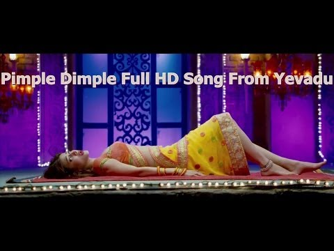 Xxx Mp4 Pimple DimpleFull HD Song From Yevadu Ram Charan Allu Arjun Sruthi Hasan Etc 3gp Sex
