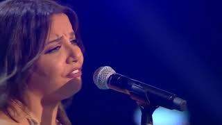 ذا فويس - صفاء سعد - مافي شي - مرحلة العروض المباشرة - احلي صوت The Voice