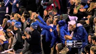 2015 #CAAChamps Men's Soccer Semifinals - #1 Hofstra 2, #5 James Madison 0