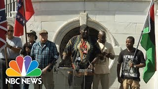 Activists Aim To Keep Charleston, SC From Becoming Charlottesville | NBC News
