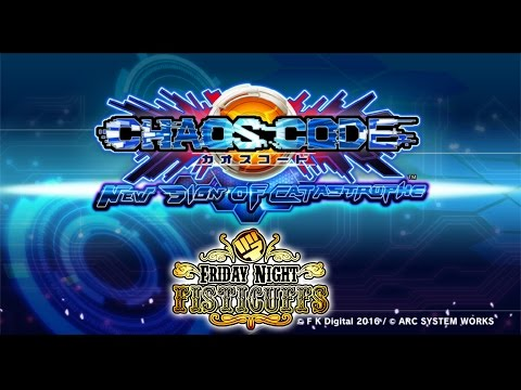 Friday Night Fisticuffs Chaos Code New Sign of Catastrophe