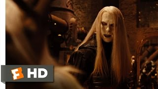 Hellboy 2: The Golden Army (3/10) Movie CLIP - Prince Nuada Kills King Balor (2008) HD