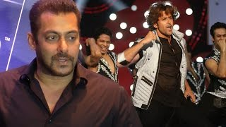 Don't expect Salman Khan to dance like Hrithik Roshan at IIFA 2016