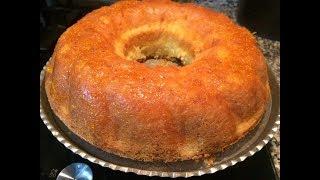 کیک پرتغالی /portakali kek/ASHPAZ TORK