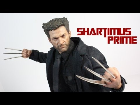 Hot Toys The Wolverine Movie Masterpiece MMS220 1 6 Scale Figure Review