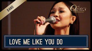 Love Me Like You Do - Ellie Goulding Reggae Version Feat. Angela Nazar