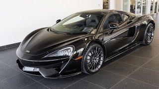 """2017 """"Onyx Black"""" McLaren 570GT"""