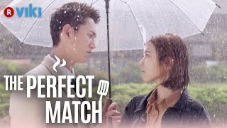 The Perfect Match - EP 6   Chris Wu Protects Ivy Shao From The Rain [Eng Sub]