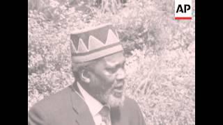 Jomo Kenyatta Interview - 1963