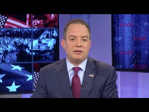 Full interview Reince Priebus January 8