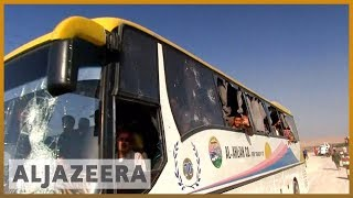 🇸🇾 Syria's war: Evacuation of rebels from Quneitra begins | Al Jazeera English