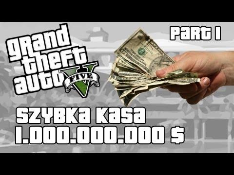 watch GTA V | Jak zdobyć szybko pieniądze w GTA V ? - Sposób #1 - PORADNIK