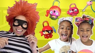 Hasbro Lock Stars Surprise Toys - Kids Pretend Play at Toy School AD