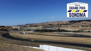 Saturday at the 2018 INDYCAR Grand Prix of Sonoma