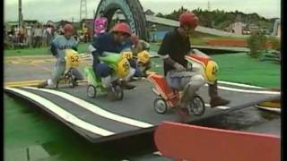 Most Extreme Elimination Challenge MXC   106   Inventors vs  Ex Child Actors