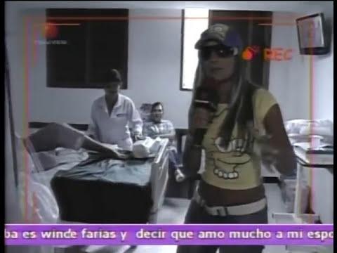 Son capturados Jonathan y Patricia por las cámaras de La Bomba 2010.