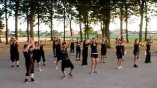 Coreografia Waka Waka
