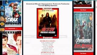 Como Baixar Filmes Torrent 2012.avi